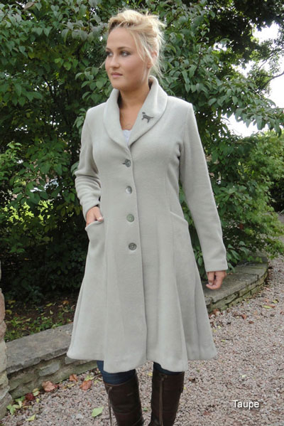 edwardian coat sleeveless