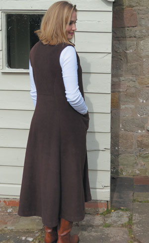 regency coat back
